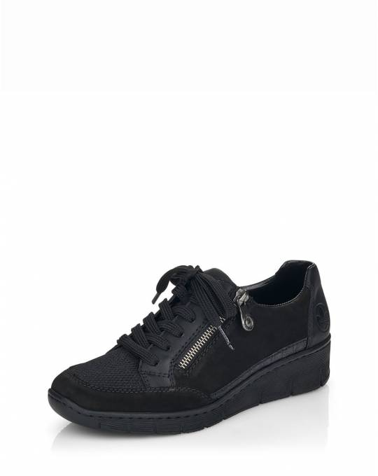 slēgtas kurpes Rieker
