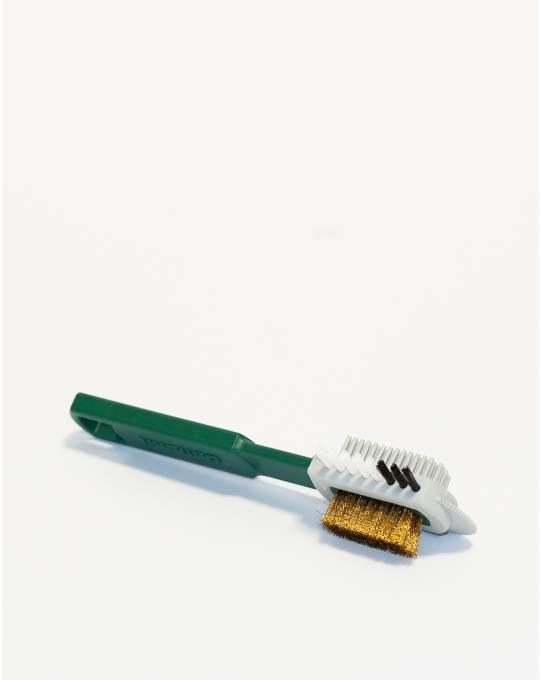 Combi Brush Brass