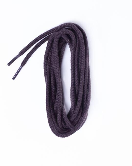 Round laces 120cm d.brown
