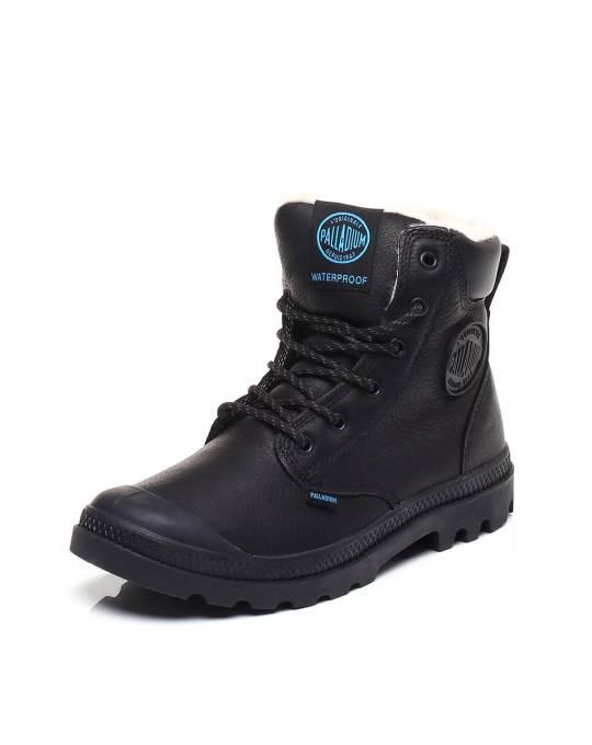 спортивные ботинки зимние Palladium