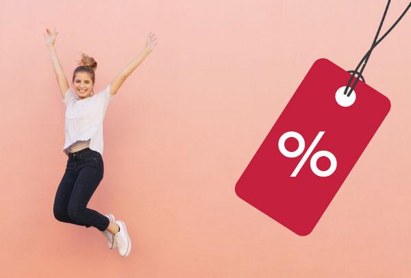 Womens discounts - NS King